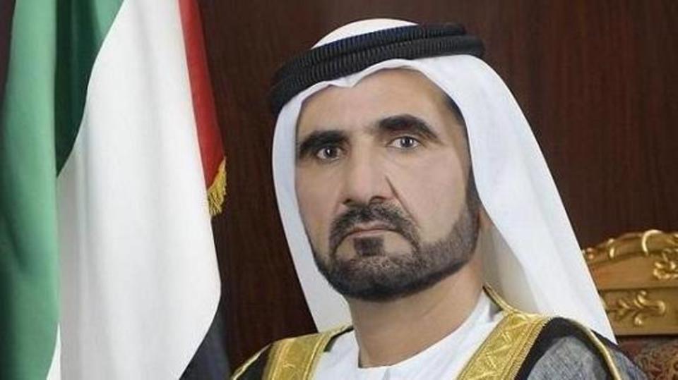 محمد بن راشد يبحث هاتفياً مع رئيس الوزراء الفرنسي تعزيز العلاقات