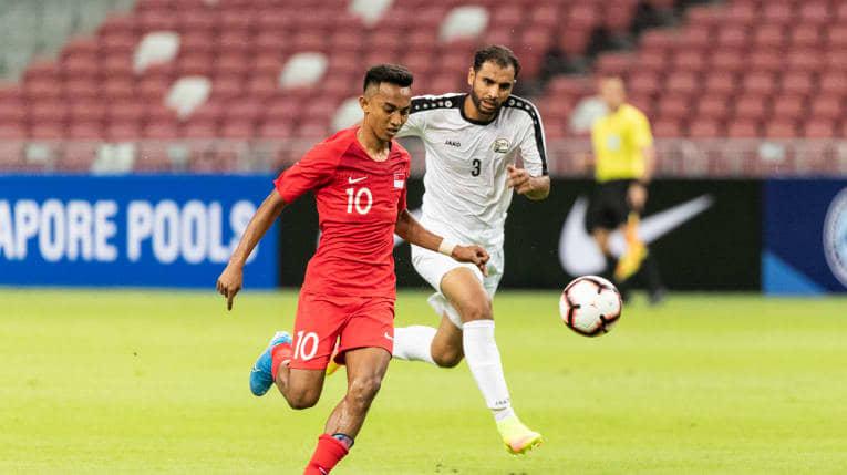 فوز فلسطين وتعادل اليمن في تصفيات مونديال 2022