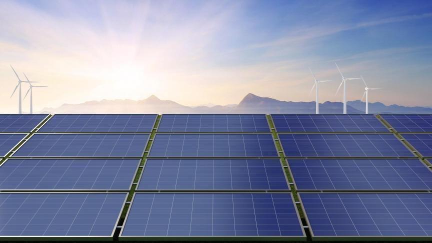 أبوظبي.. بدء تشغيل أكبر محطة للطاقة الشمسية في العالم