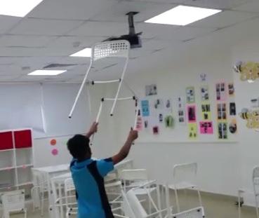 «التربية» تعليقاً على فيديو متداول: إتلاف المرافق دخيل على مجتمعنا المدرسي