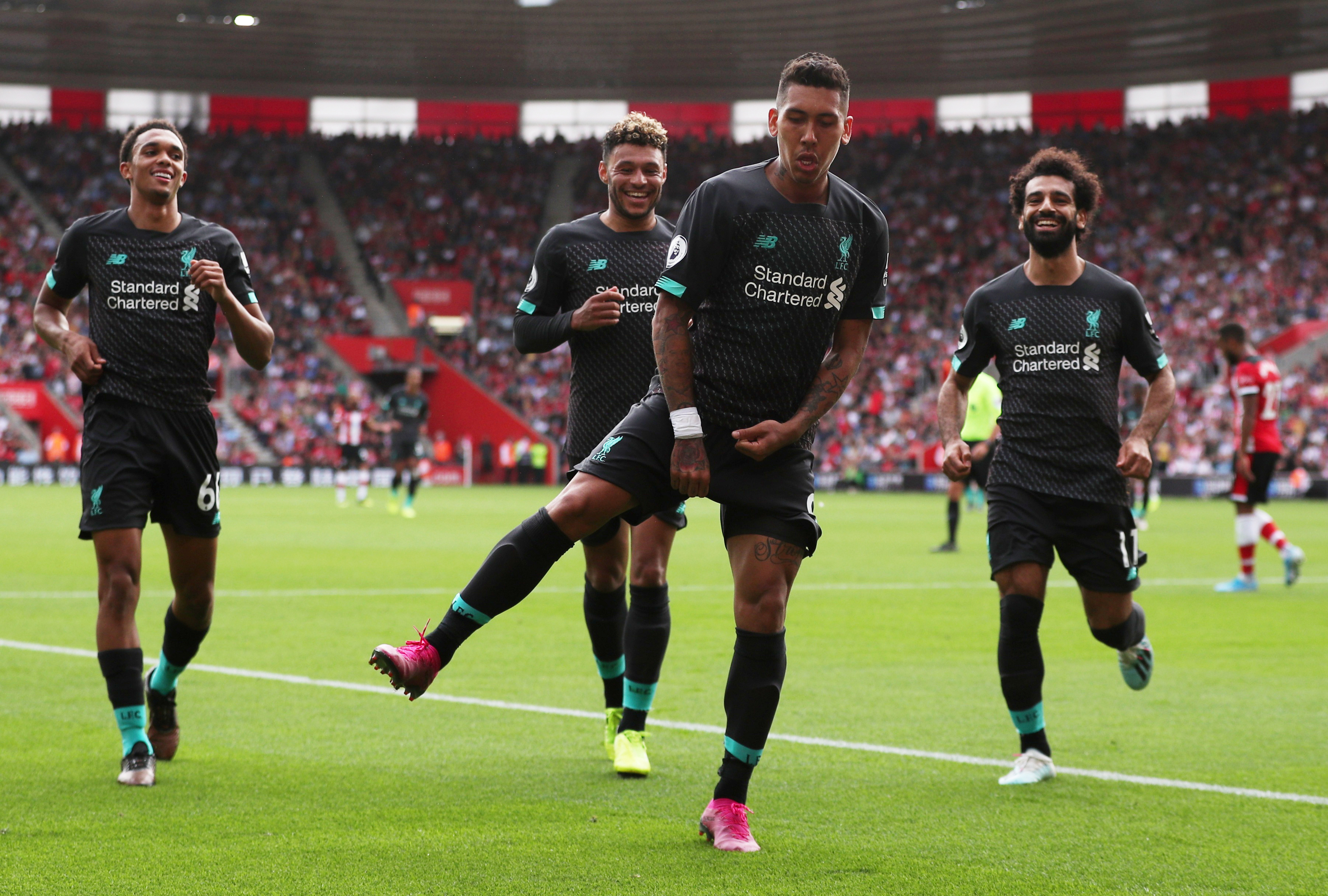 ليفربول يواصل انتصاراته والتربع على قمة الدوري الإنجليزي