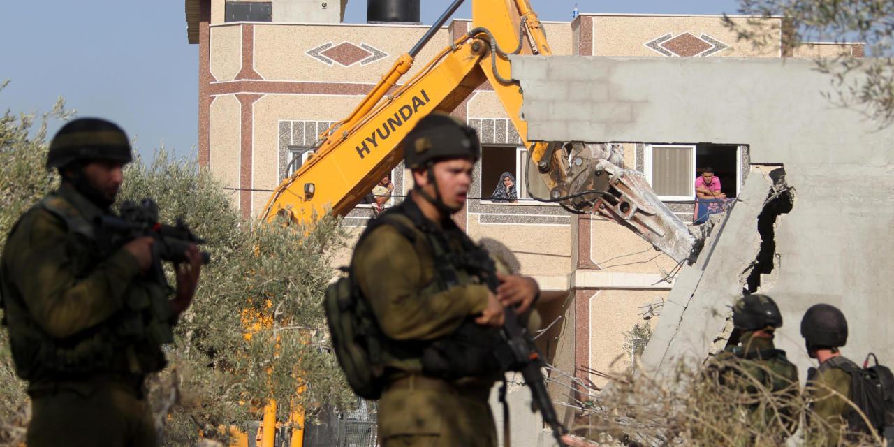 76 عضواً بالكونغرس يطالبون إسرائيل بوقف هدم منازل الفلسطينيين