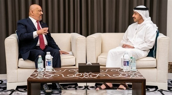 عبدالله بن زايد يستقبل وزيري خارجية اليمن وتونس