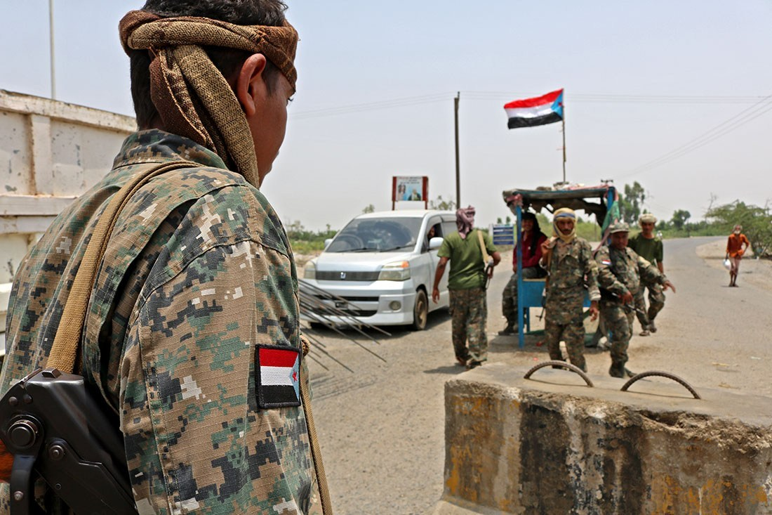 حكومة اليمن ترحب ببيان السعودية الرافض لتقسيم البلاد والداعم لـهادي