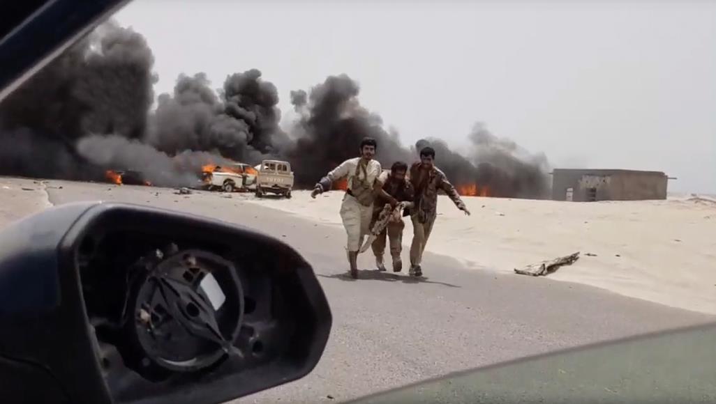 تحالف الأحزاب اليمنية يؤيد الحكومة في إجراءاتها ضد القصف الإماراتي