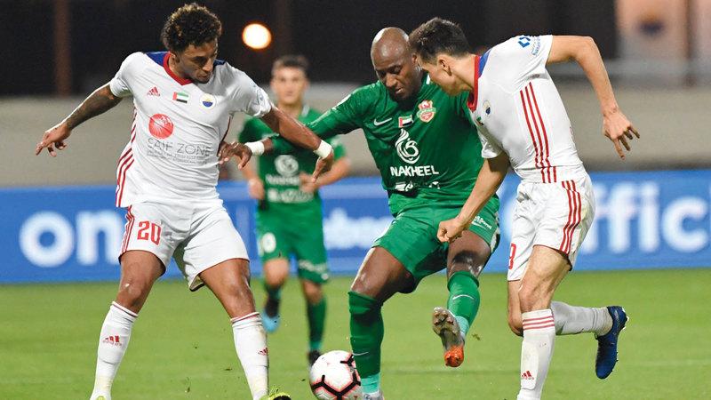 دوري الخليج العربي يتراجع إلى المركز السابع آسيوياً