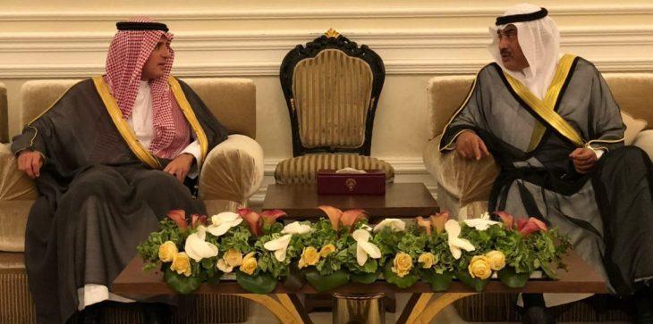 احتفاء سعودي كويتي بإنشاء أول مجلس تنسيق بين البلدين