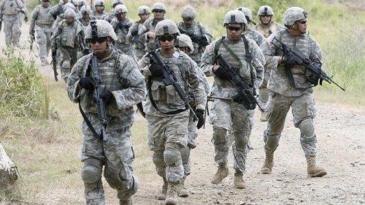 التحالف الدولي: القوات الأمريكية ستبقى في العراق طالما اقتضت الحاجة