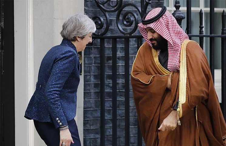 ميدل إيست آي: بريطانيا ترفض طلبا سعوديا لضرب إيران والرياض تلجأ لإسرائيل