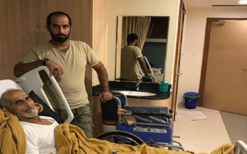 إنقاذ أسرة إماراتية حوصرت بسبب الفيضانات في كيرلا الهندية
