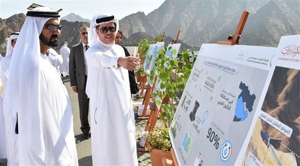 كهرباء دبي ترسي عقد لبناء محطة كهرومائية بقيمة 1.437 مليار درهم