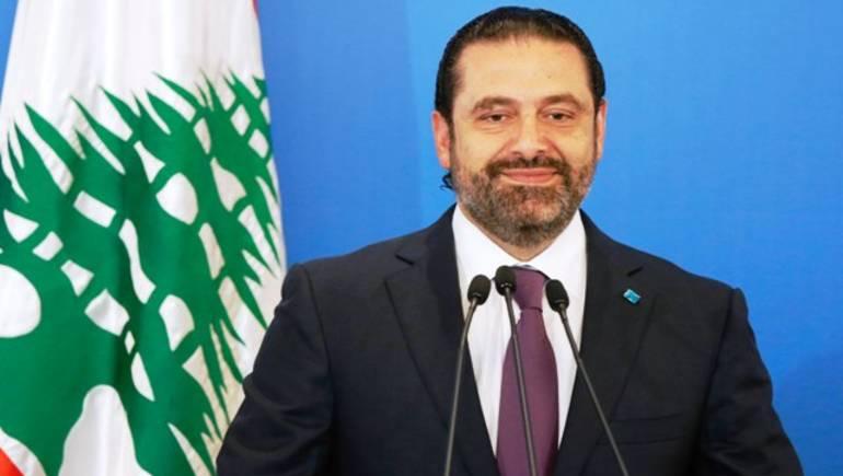 الرئيس اللبنانى يكلف سعد الحريري بتشكيل الحكومة