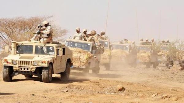 تعزيزات عسكرية سعودية وأخرى إماراتية على الحدود اليمنية العمانية