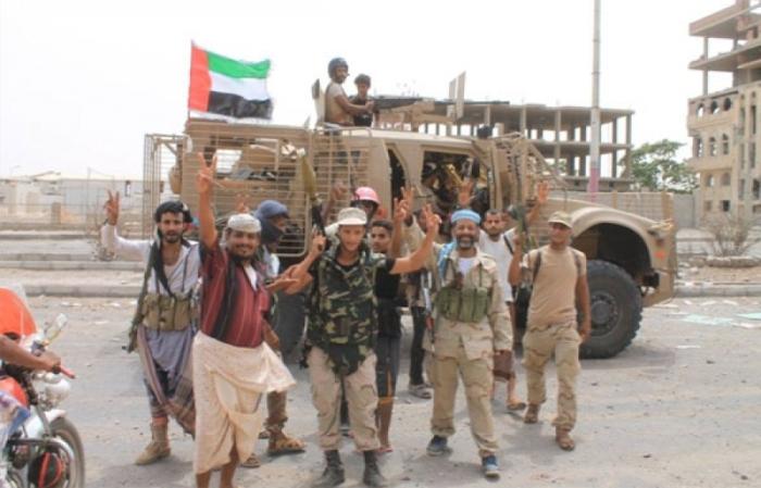 «التحالف»: قوات «الانتقالي» تبدأ الانسحاب والعودة إلى مواقعها السابقة في عدن