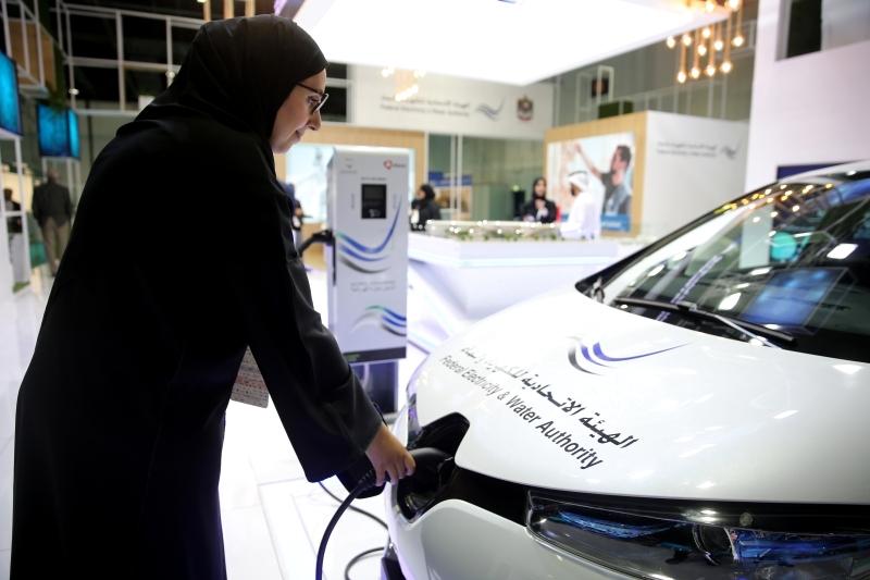 رأس الخيمة.. 20 محطة لشحن المركبات الكهربائية بنهاية 2019