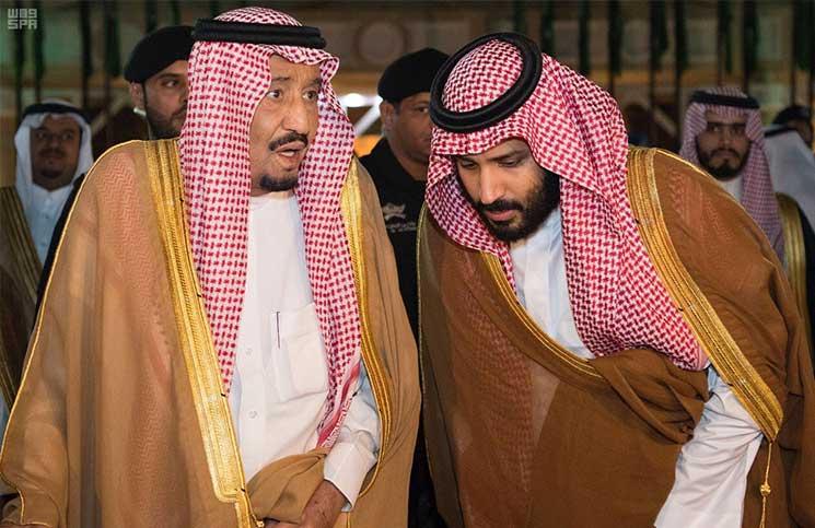 خبير أمريكي لماذا يريد ولي العهد السعودي بقاء والده سلمان ملكا