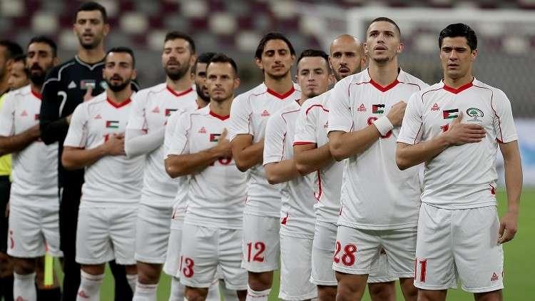 إسرائيل تمنع المنتخبين المصري والأردني من مواجهة فلسطين ودياً