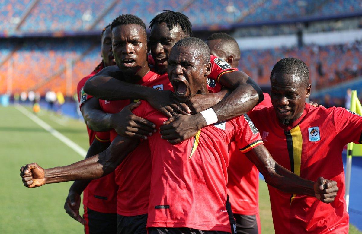 أوغندا تتصدر مجموعة مصر في أمم أفريقيا بفوزها على الكنغو