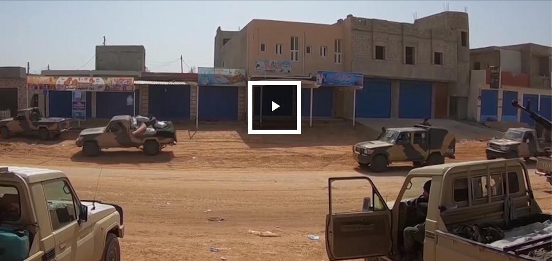 بعد تقدم لقوات الوفاق.. هدوء حذر بجبهات القتال جنوبي طرابلس