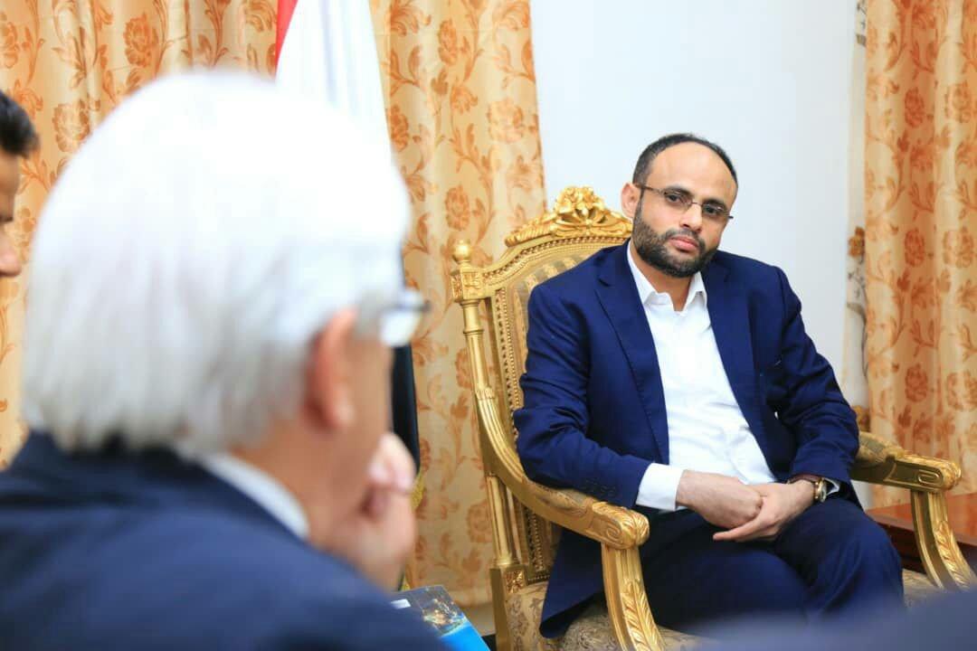 اليمن.. غريفيث يبحث مع زعيم الحوثيين مسار اتفاق ستوكهولم