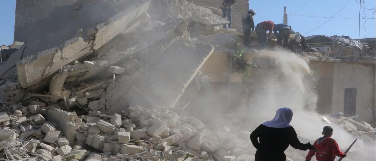 سوريا.. مقتل وإصابة 44 مدنياً في غارات لنظام الأسد وروسيا