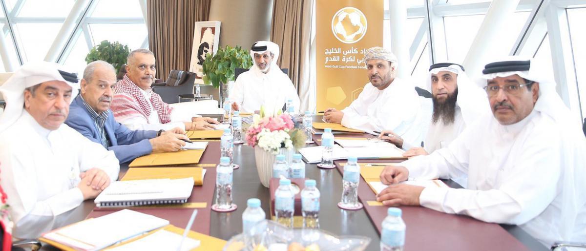 الكشف رسمياً عن موعد بطولة خليجي 24 في قطر