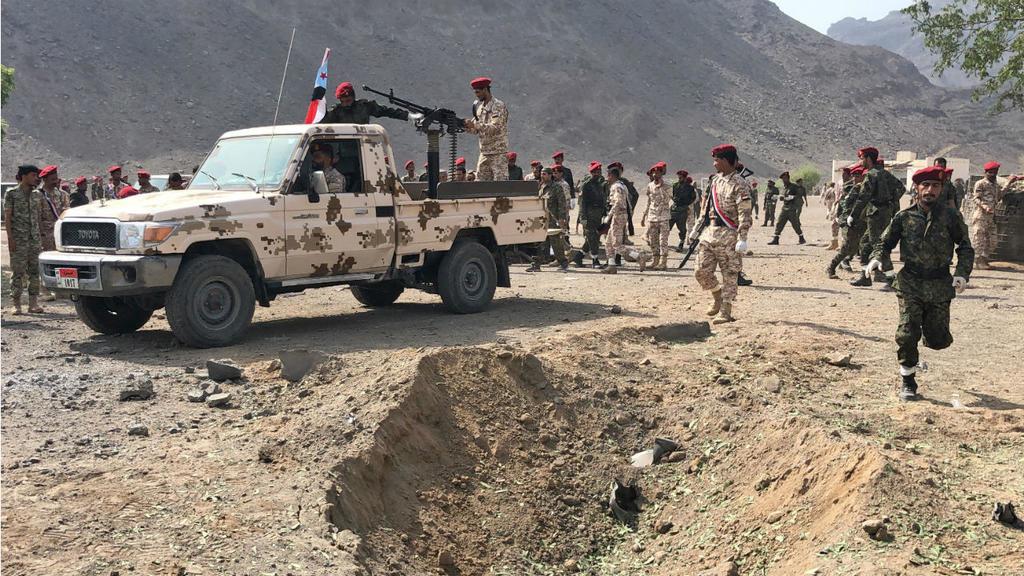 تفجير يستهدف قوات موالية للإمارات في عدن جنوبي اليمن