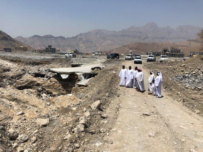 تضرر 75 منزلاً في «نقب» وانقطاع 600 طالب عن التعلم في رأس الخيمة