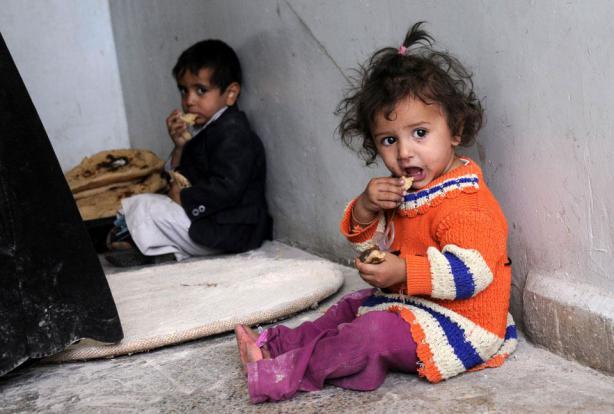 منظمة دولية تحذر من نفاذ مخزون الطعام في اليمن خلال شهرين