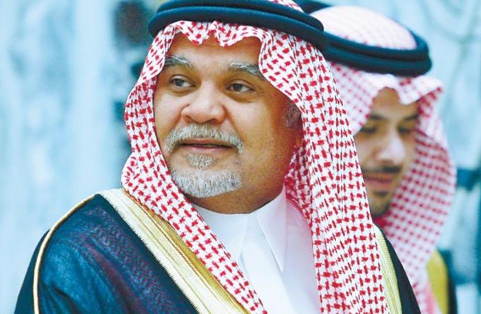 تصريحات بندر بن سلطان حول قطر تثير الخلاف على تويتر
