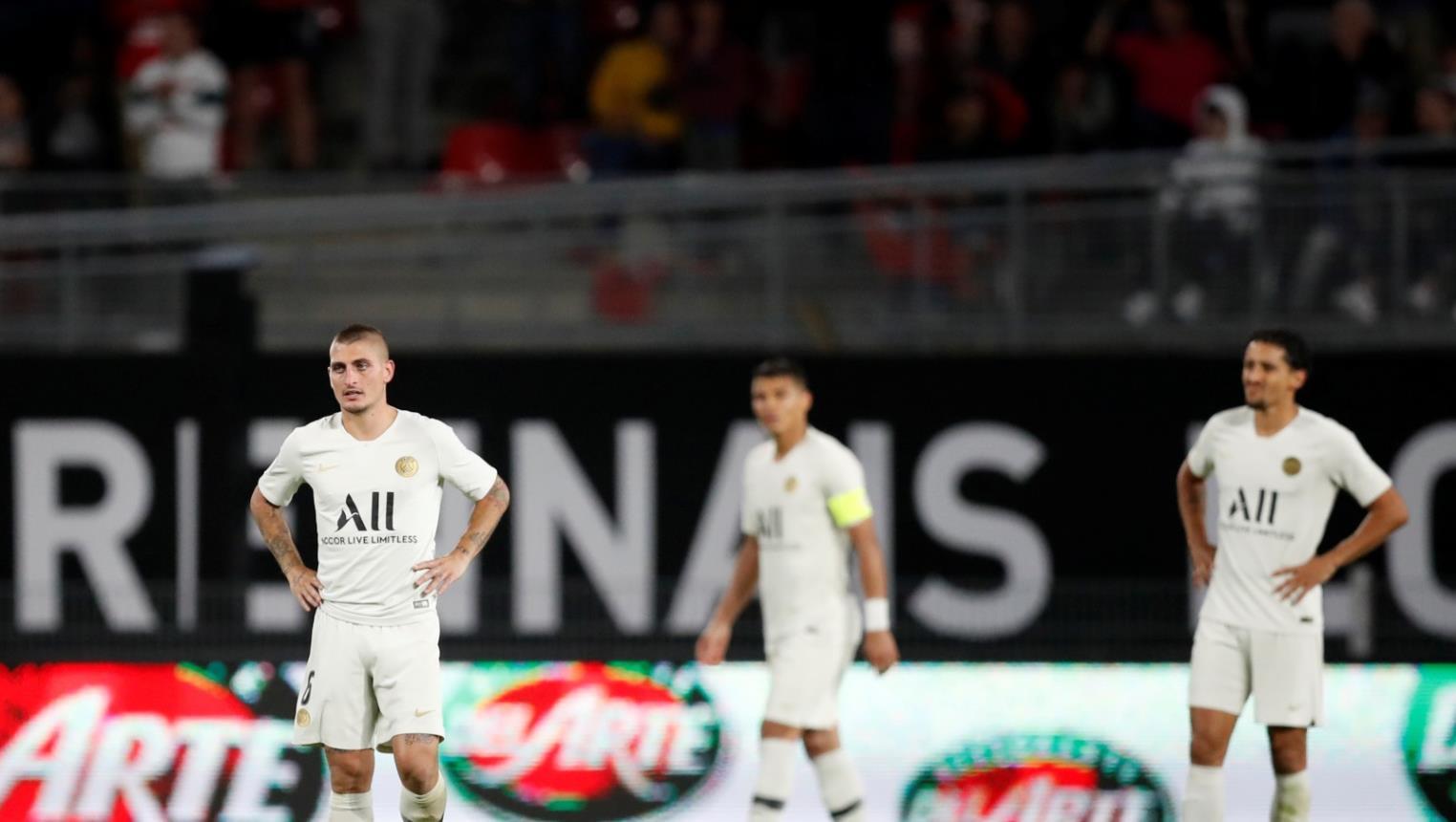 رين يسقط سان جيرمان في ثاني جولات الدوري الفرنسي