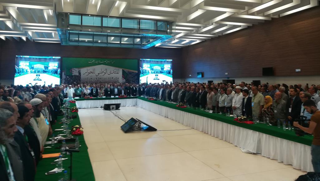 الجزائر.. هيئة الحوار تدعو لإجراء انتخابات رئاسية مبكرة