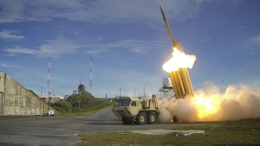 لوكهيد تبرم اتفاقا بأكثر من ملياري دولار لبيع صواريخ ثاد بعضها للسعودية