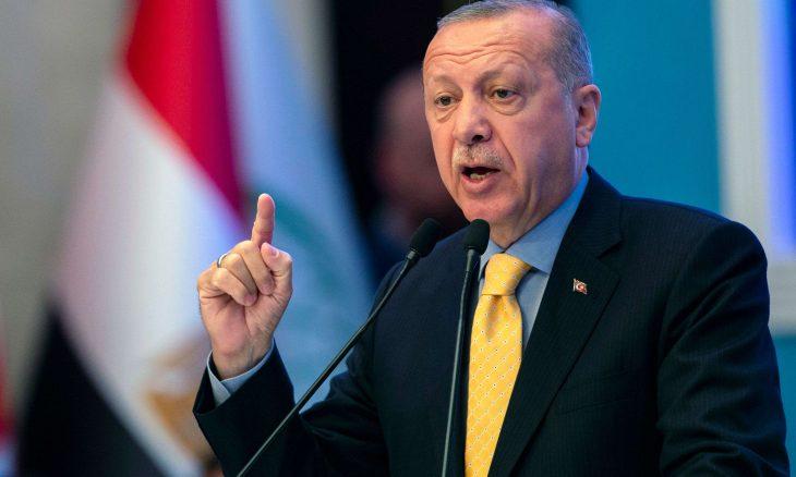 أردوغان للعالم الإسلامي: فلنعمل على قلب رجل واحد