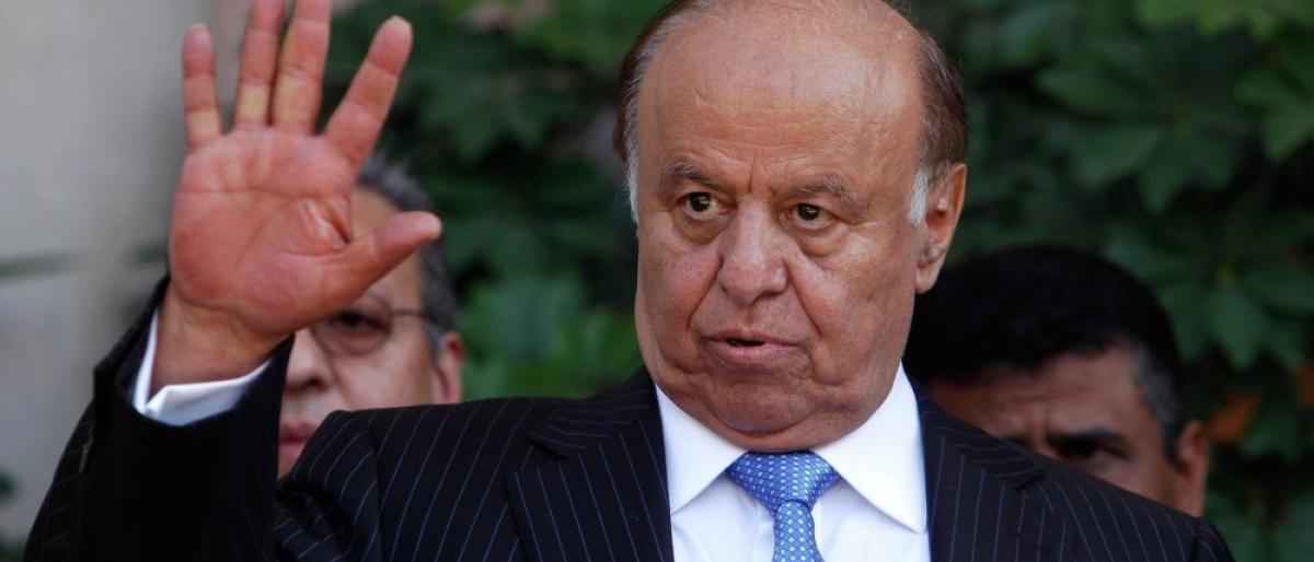تسريب لقائد عسكري يمني يكشف عن محاولة انقلاب على هادي بدعم أبوظبي