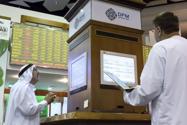 انخفاض كبير لأسهم دبي وأبوظبي والسعودية ترتفع مدعومة بالبنوك