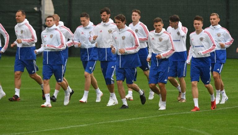 فيفا يؤكد عدم وجود حالات منشطات بين لاعبي روسيا