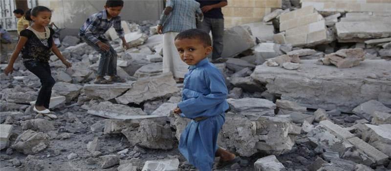 منظمة حقوقية يمنية تتهم التحالف السعودي بارتكاب جرائم حرب
