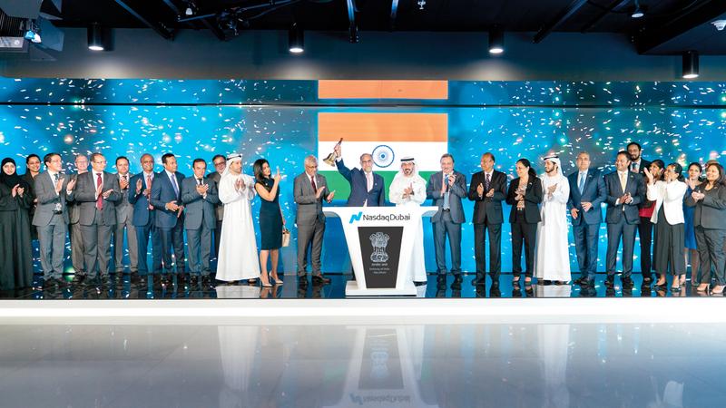 220.3  مليار درهم التبادل التجاري بين الإمارات والهند خلال العام الماضي