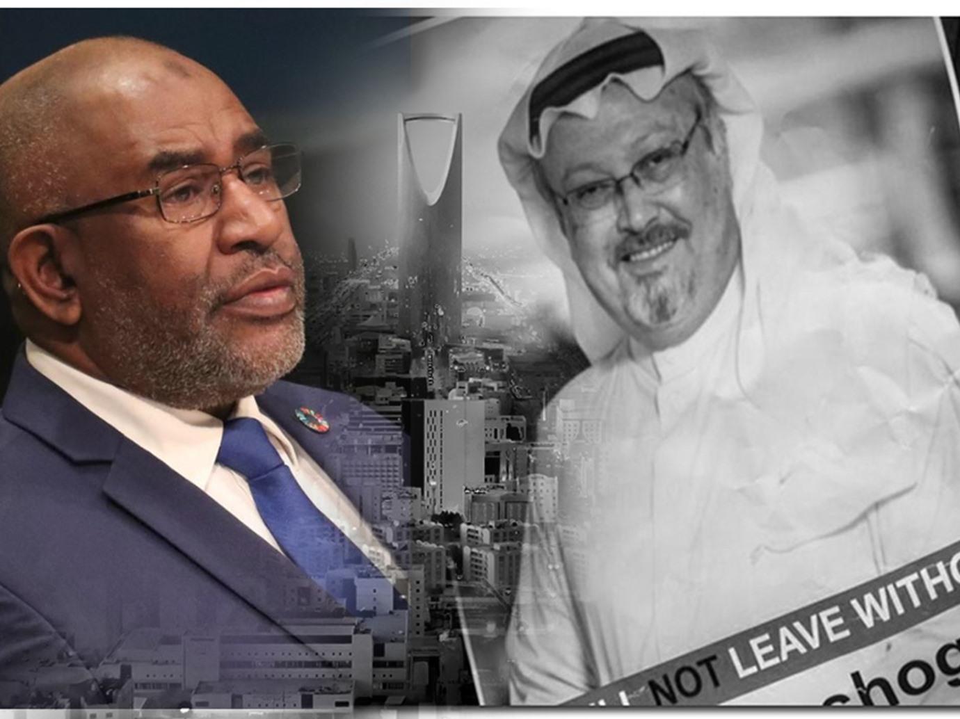 وقاحة رئيس عربي.. عثماني: ما المشكلة في اغتيال سعودي بسفارته؟