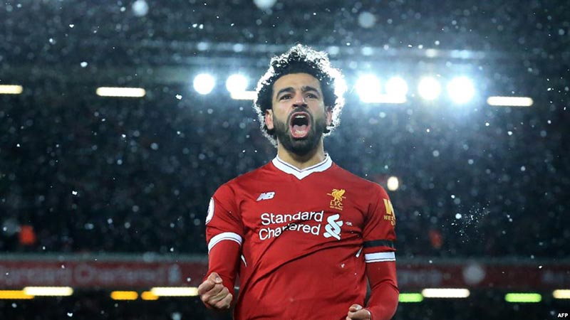 ميسي يوافق على انتقال محمد صلاح إلى برشلونة