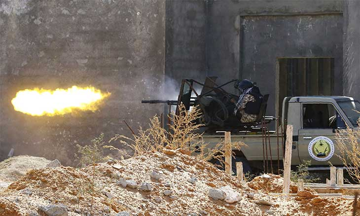 طرابلس تشكو أبوظبي لمجلس الأمن: تدعم الانقلاب وتشجع على جرائم الحرب