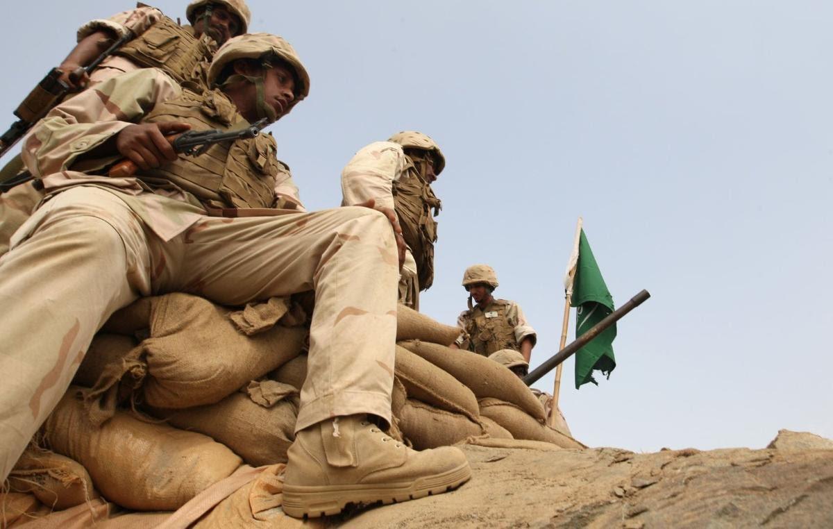 مقتل جنود سعوديين في مواجهات مع الحوثيين جنوبي المملكة