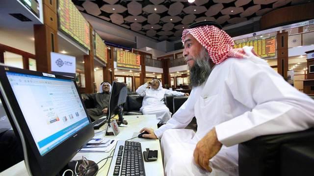 الأسهم السعودية تهبط بسبب البنوك وصناعات قطر تصعد ببورصة الدوحة