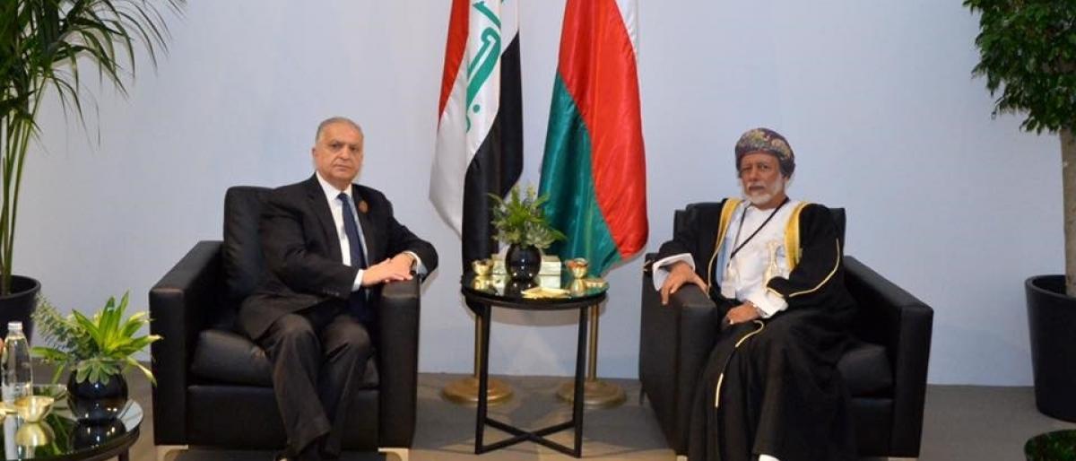 مسقط تعتزم إعادة افتتاح سفارتها في بغداد