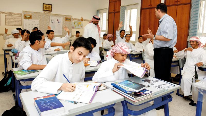 الشارقة التربوية تعلن عن خطة لتطوير معايير ورعاية الموهوبين