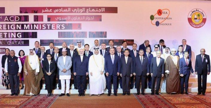 بغياب الإمارات.. مشاركة رسمية سعودية وبحرينية بفعالية بقطر