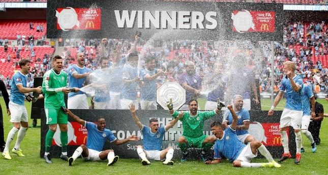 المان سيتي بطلا لكأس السوبر الإنجليزي على حساب ليفربول