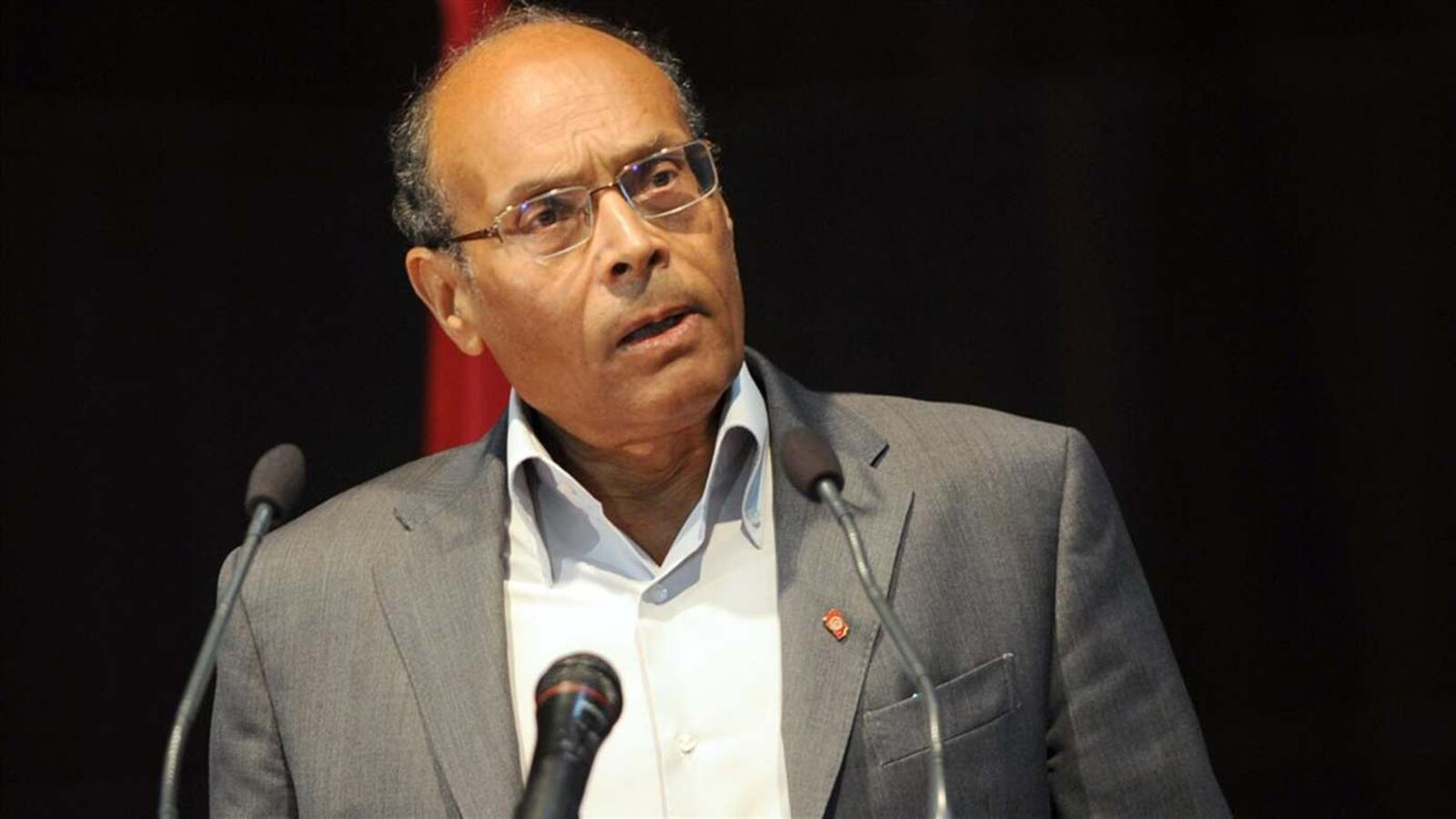 المرزوقي يقر بخسارته في الانتخابات الرئاسية التونسية