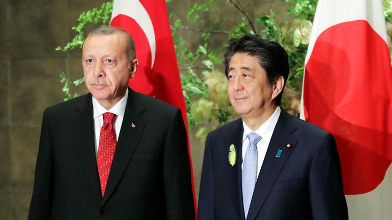 أردوغان يبدي استعداده للوساطة بين واشنطن وطهران